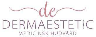 Dermaestetic Hudvård i Örnsköldsvik Logotyp